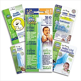 Baby Buddy Stage 1-5 Oral Care Kit