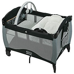 Graco® Pack 'n Play® Reversible Napper and Changer Playard LX in Holt Grey