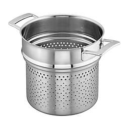 Demeyere Industry 8 qt. Stainless Steel Pasta Insert