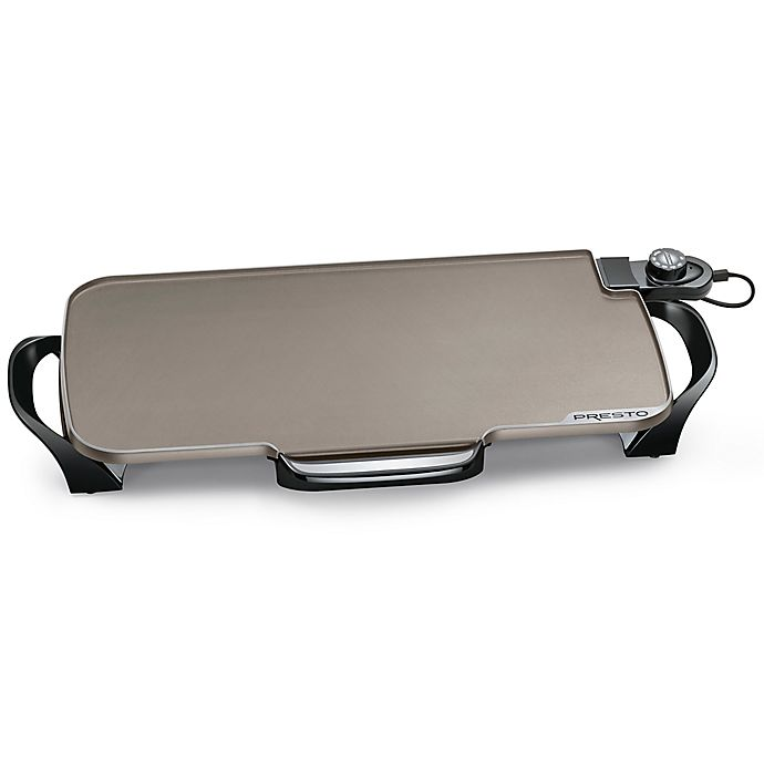 Alternate image 1 for Presto® Extra Large 22-Inch Electric Griddle with Removable Handles