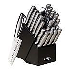 Oster® Baldwyn 22-Piece Knife Block Set in Black