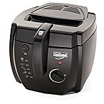 Presto® Cool Daddy 6-Cup Electric Deep Fryer in Black