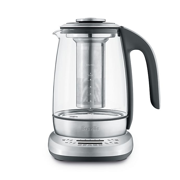 Alternate image 1 for Breville® Stainless Steel Smart Tea Infuser