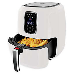 Kalorik® 5.5 qt. Digital XL Family Airfryer in White