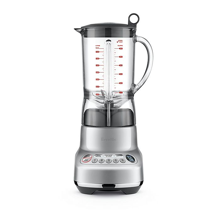 Alternate image 1 for Breville® Fresh & Furious Blender in Silver