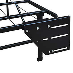 E-Rest Universal Headboard/Footboard Bracket in Black