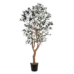 Nearly Natural 5-Foot Dogwood Silk Tree