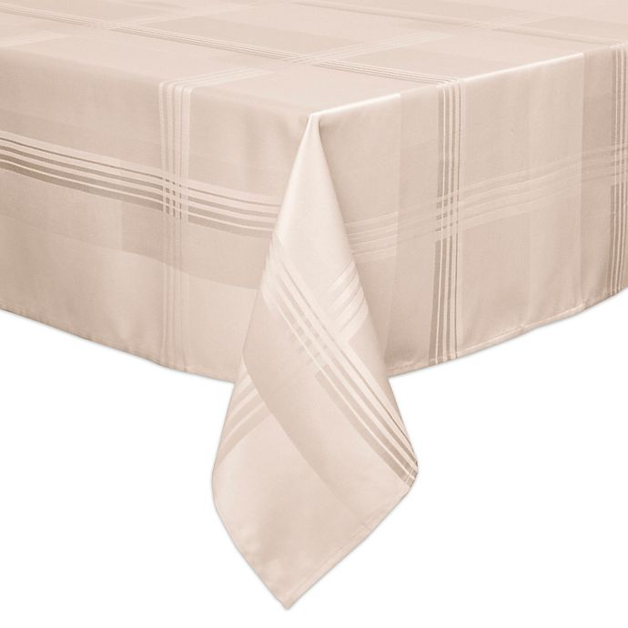 Alternate image 1 for Origins™ Ericson Plaid Tablecloth