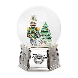 Spode® Christmas Tree Nutcracker Snow Globe