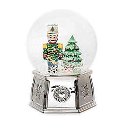 spode christmas tree nutcracker snow globe - Holiday Value Decorative Christmas Set