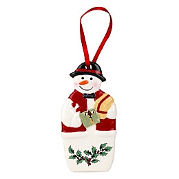 Spode® Christmas Tree Mr. Snowman Ornament