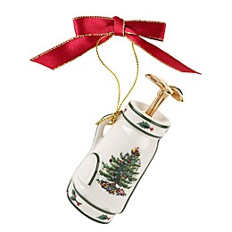 Spode® Christmas Tree Golf Bag Ornament