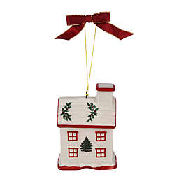 Spode® Christmas Tree Bless this Home Ornament