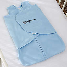 HALO® SleepSack® Personalized Micro-Fleece Swaddle