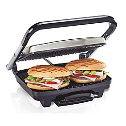 Hamilton Beach® Panini Press and Indoor Grill