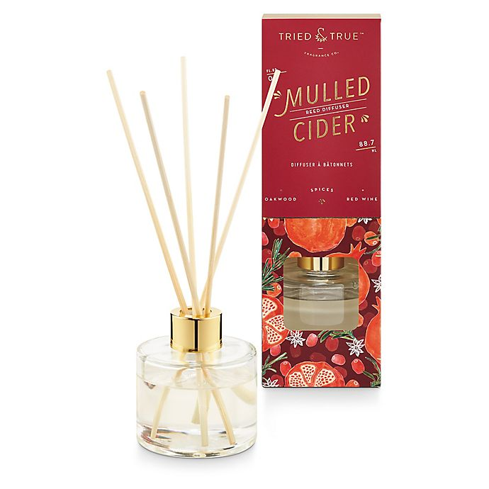 Alternate image 1 for Tried & True™ Mulled Cider Reed Diffuser