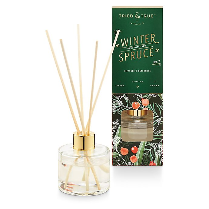Alternate image 1 for Tried & True™ Winter Spruce Reed Diffuser