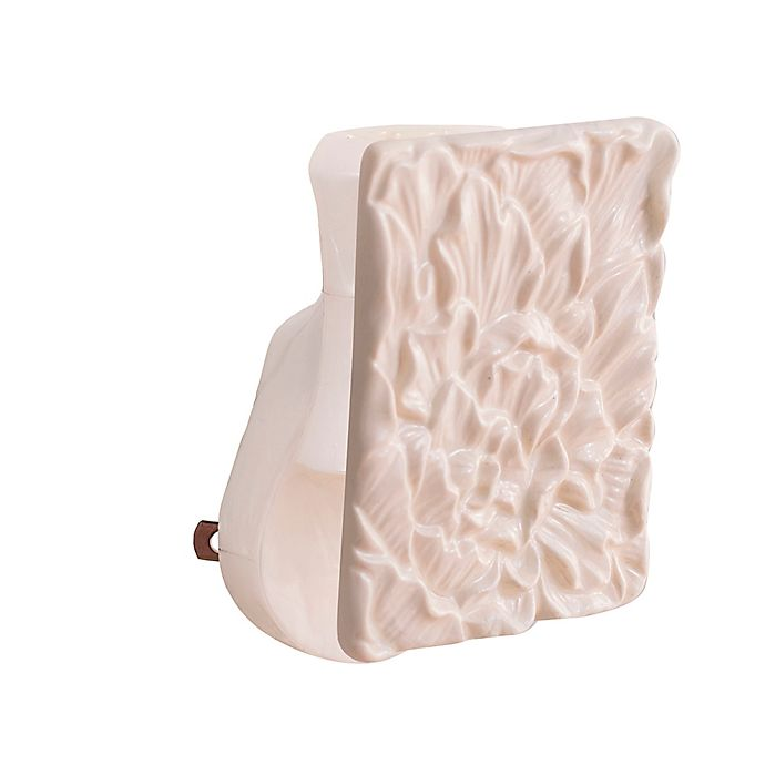 Alternate image 1 for Scentsationals Scent Charms Peony Fragrance Oil Diffuser in Cream