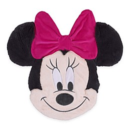 Disney® Baby Minnie Mouse Tummy Time Plush Play Mat in Pink