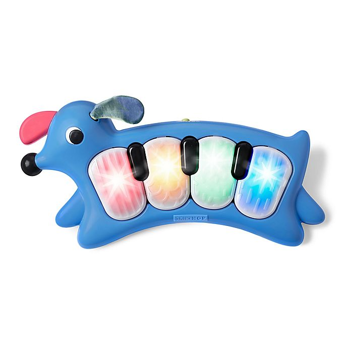 Alternate image 1 for SKIP*HOP® Vibrant Village Light-Up Dog Piano