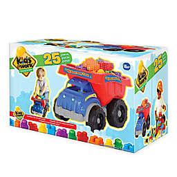 Kids @ Work Big Block Dump Truck