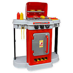 My First Grillin' BBQ Playset in Red