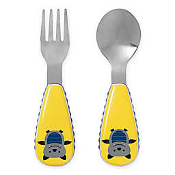 SKIP*HOP® Zootensils Bat Fork and Spoon