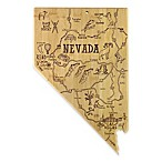 Totally Bamboo® Nevada Destination Cutting/Serving Board