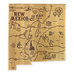 Totally Bamboo® New Mexico Destination Cutting/Serving Board
