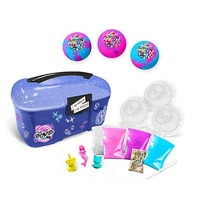 So Bomb™ DIY 3-Pack Bath Bomb Kit with Caddy
