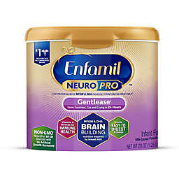 Enfamil™ NeuroPro™ Gentlease® 20 oz. Powder Infant Formula Tub