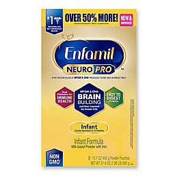 Enfamil™ NeuroPro™ 31.40 oz. Powder Infant Formula Refill Box