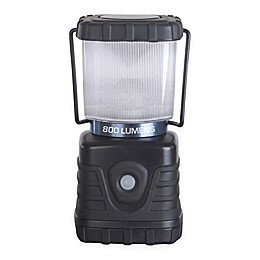 Stansport® 800 Lumen Lantern with LED Bulb in Black