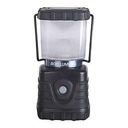 Stansport® 800 Lumen Lantern with LED Bulb in Black