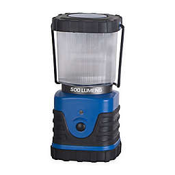 Stansport® 500 Lumen Lantern with LED Bulb in Blue