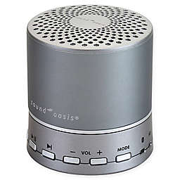 Sound Oasis® Bluetooth Sleep Sound Therapy Machine in Silver