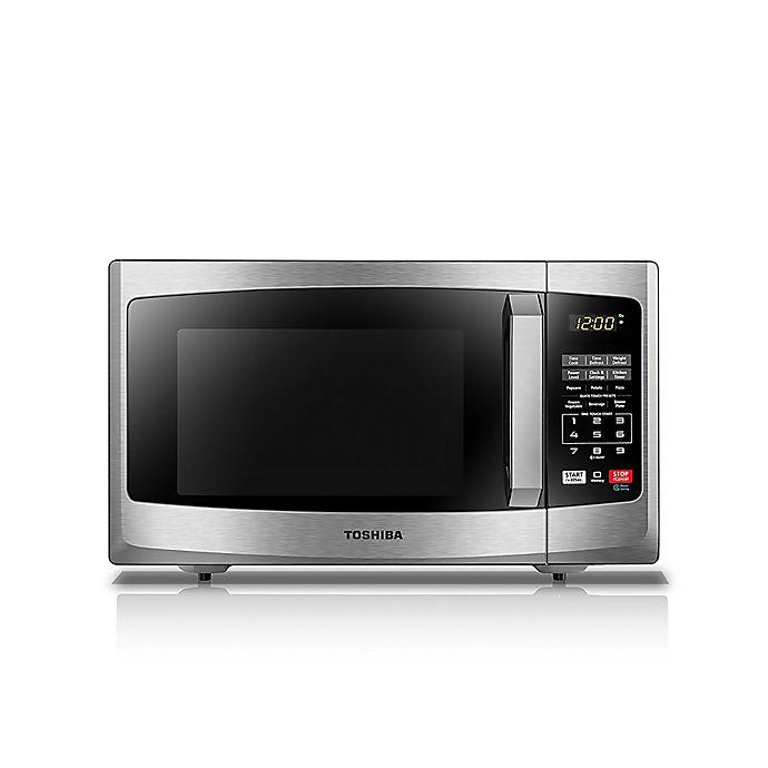 Toshiba 0 9 Cu Ft Microwave Oven