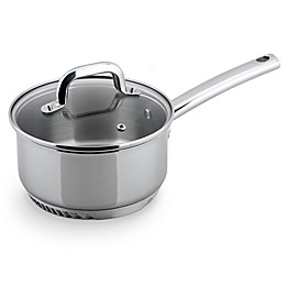 Turbo Pot® FreshAir™ Rapid Boil Stainless Steel 2.2 qt. Sauce Pan