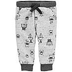 OshKosh B'gosh® Size 3-6M Montser Knit Jogger Pant