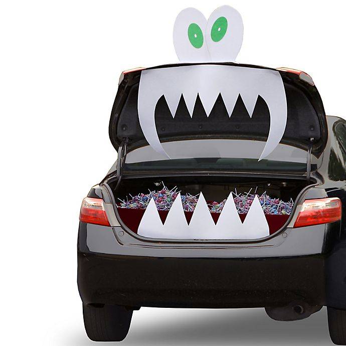 Alternate image 1 for National Tree Company® Tricky Trunks™ Freaky Fangs Car Kit