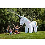 Big Mouth Inc. 6-1/2-Foot Unicorn Sprinkler