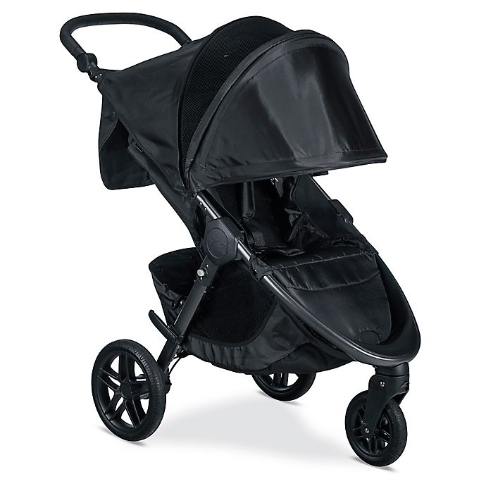Alternate image 1 for BRITAX® B-Free Cool Flow Collection Stroller