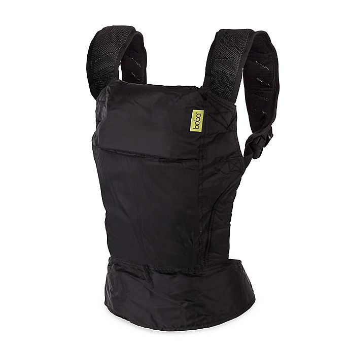 Alternate image 1 for boba® Air Multi-Position Baby Carrier in Black