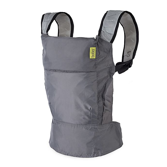 Alternate image 1 for boba® Air Multi-Position Baby Carrier in Grey