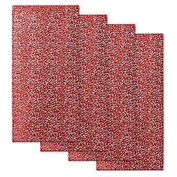 Holiday Shimmer Napkins (Set of 4)