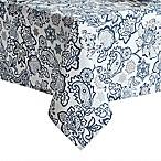 Chanila Hanukkah 60-Inch x 104-Inch Oblong Tablecloth