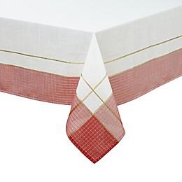 Rockwood Plaid Table Linen Collection