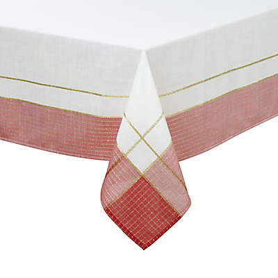 Rockwood Plaid Table Linen Collection