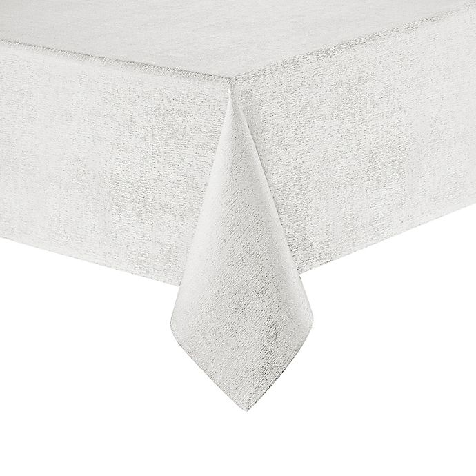 Alternate image 1 for Waterford® Linens Moonscape Tablecloth