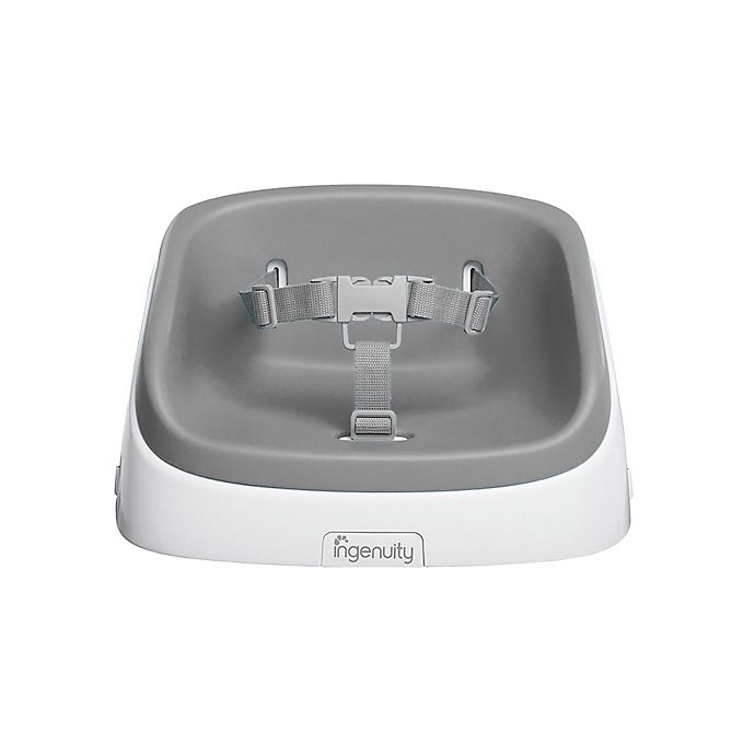 Ingenuity Smartclean Toddler Booster In Slate Bed Bath